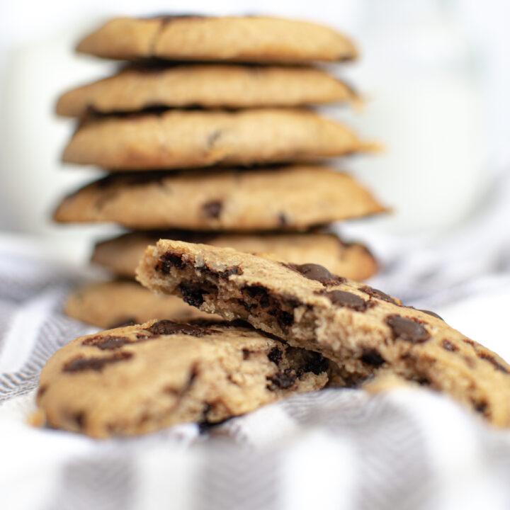 Vegan White Bean Cookies