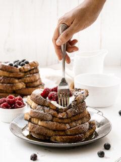 Easy Vegan French Toast Recipe