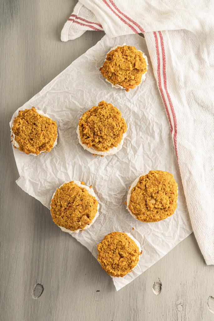 best carrot cake cookie recipe